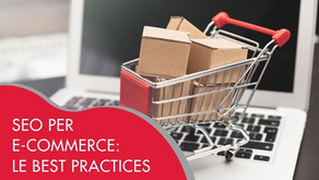 SEO per e-commerce: le best practices