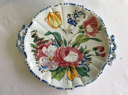 Italian Ceramic Serving Platter