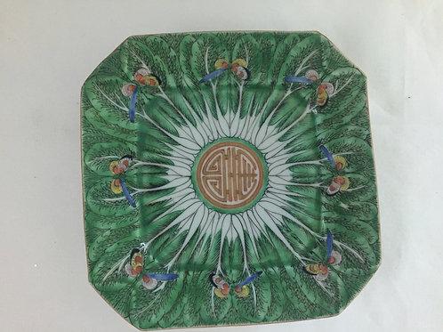 1 Cabbage Leaf Dessert Plate