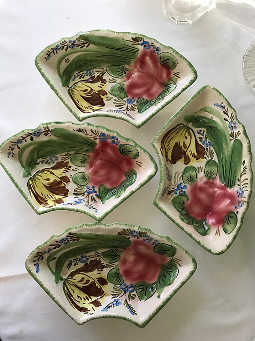 Italian Crescent Dishes (4)