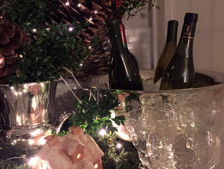 [ New Year's Eve: Beverage Station #1 - Wine ]