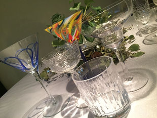 Table Glamour Tablescape Centerpiece