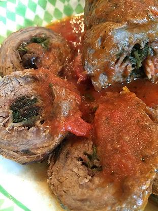 Recipe Italian Braciole