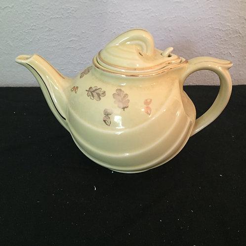 Hall Yellow Teapot 0799