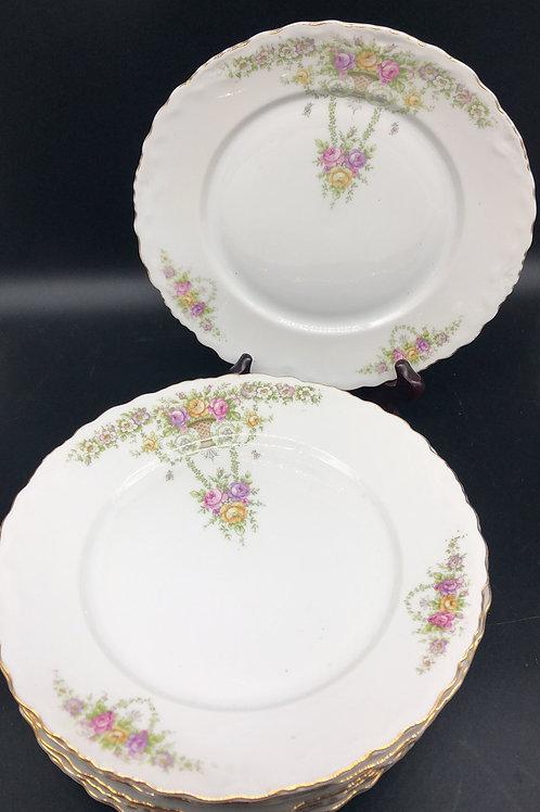 Vintage CT Altwasser Plates (8)