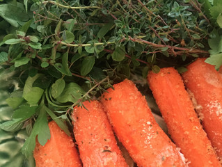 [ No Left Overs with These Carrots ]