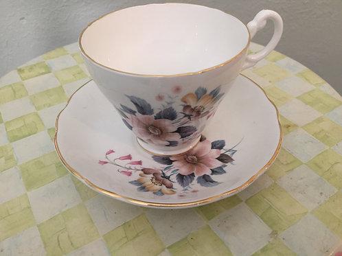 Royal Ascot Floral Tea Cup