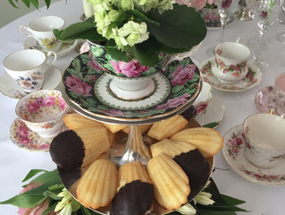 [Bridal Shower or Tea for Adults]