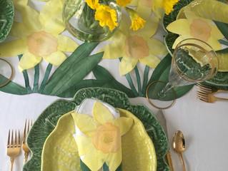 [Daffy for Spring]