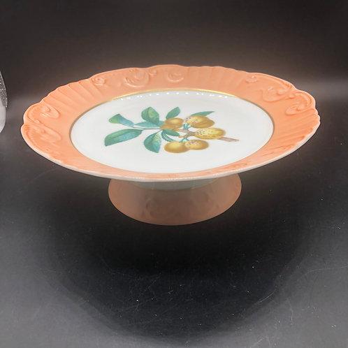 Mottahedeh Pedestal Cake Platter