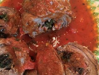 [ Braciole for Italian Thanksgiving ]