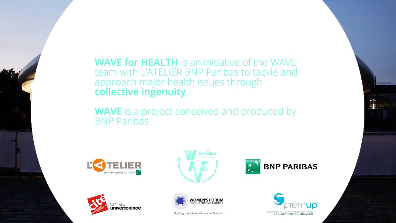 WAVE for Health, BNP Paribas
