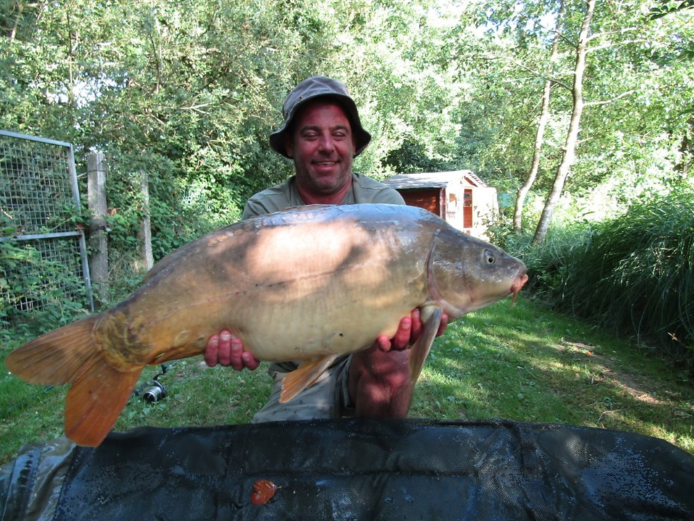Record-Breaking Carp in France | Les Burons Fishery