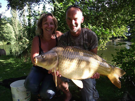 Carp Fishing in France | Record-Breaking Fish