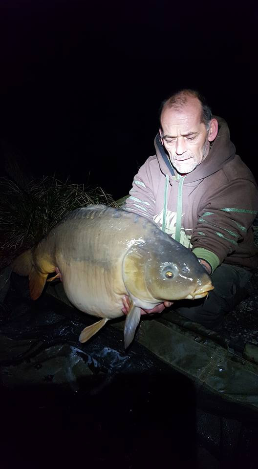 Night Fishing in March 2017   Les Burons