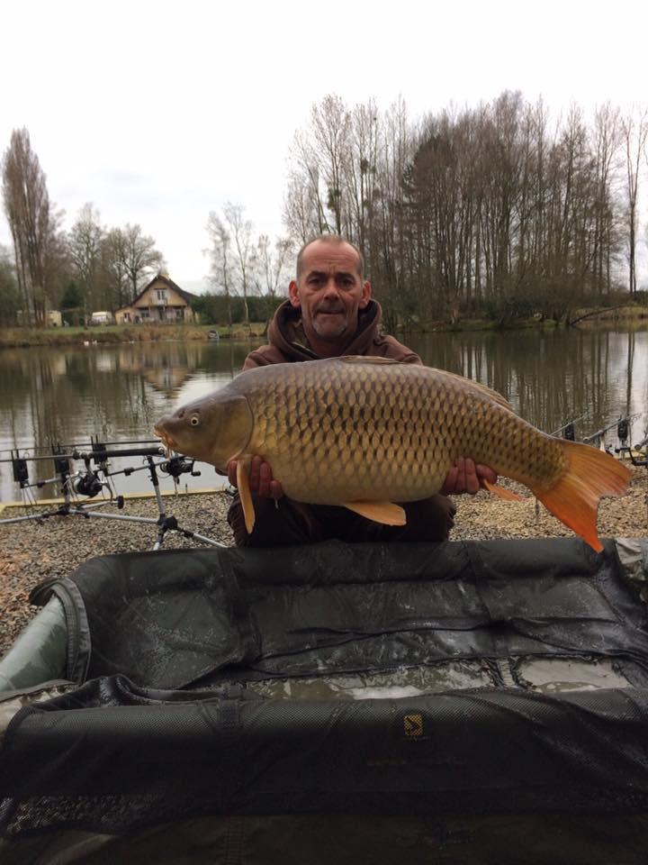 Carp Fishing in France | Record-Breaking Fishing