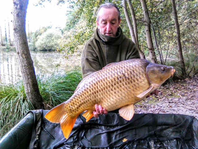 Fishing Holidays in France   Les Burons October 17