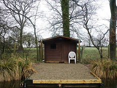 Hard Bivvies for Storage and Comfort | Les Burons Exclusive Carp Fishing
