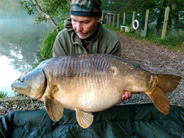 Stunning Carp | Record-breaking Fish at Les Burons