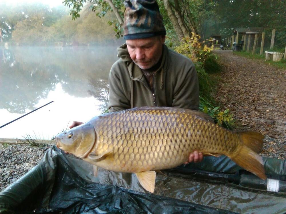 Bryan, John and Ray | Carp Fishing in France | Oct 17
