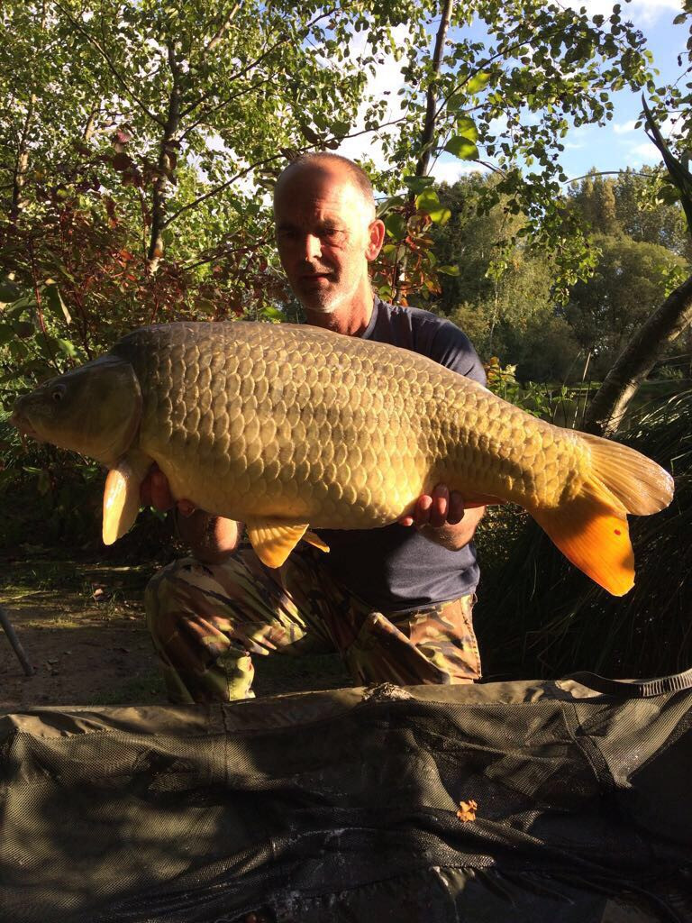 carp Fishing Holidays in France | Les Burons | Paul Hardwick