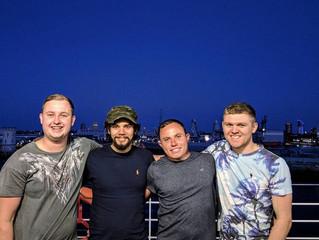 Feedback ~ Luke, Joss, Danny & Sam - 17-24th June 2017