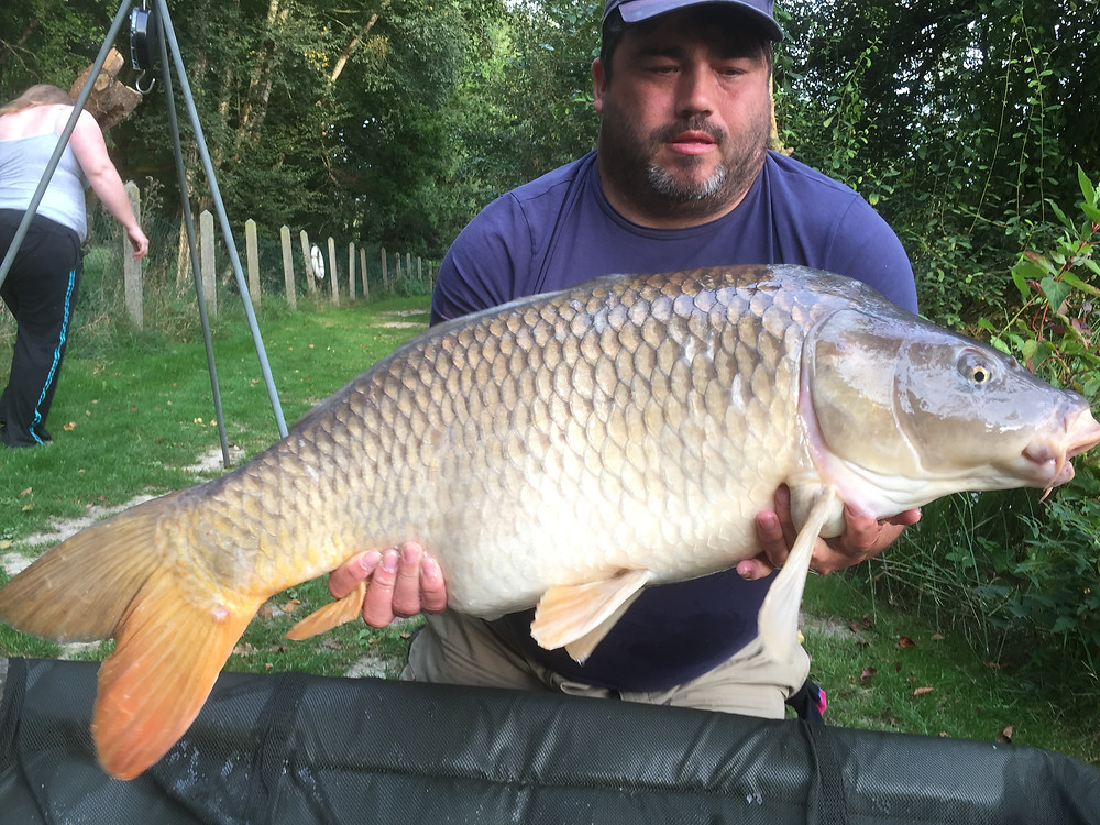 Carp Fishing Holiday in France | Alan King