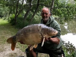 Carp fishing holiday feedback ~ 14-21st August 2021