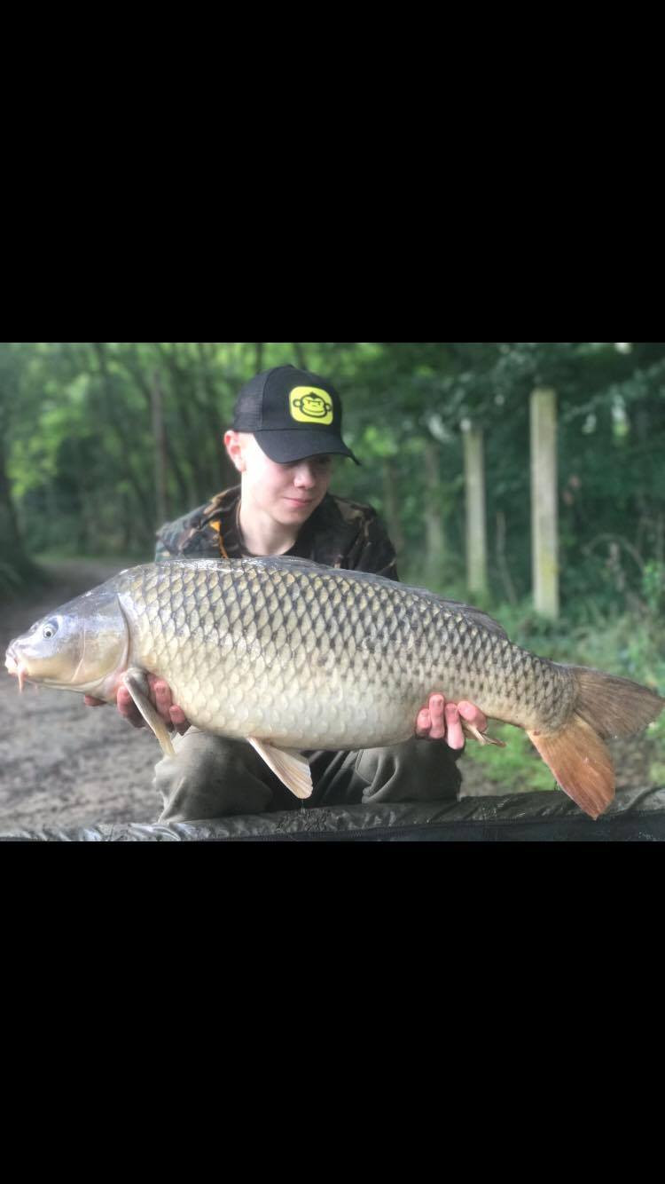 Fishing Holidays in France | Les Burons Fishery 2017