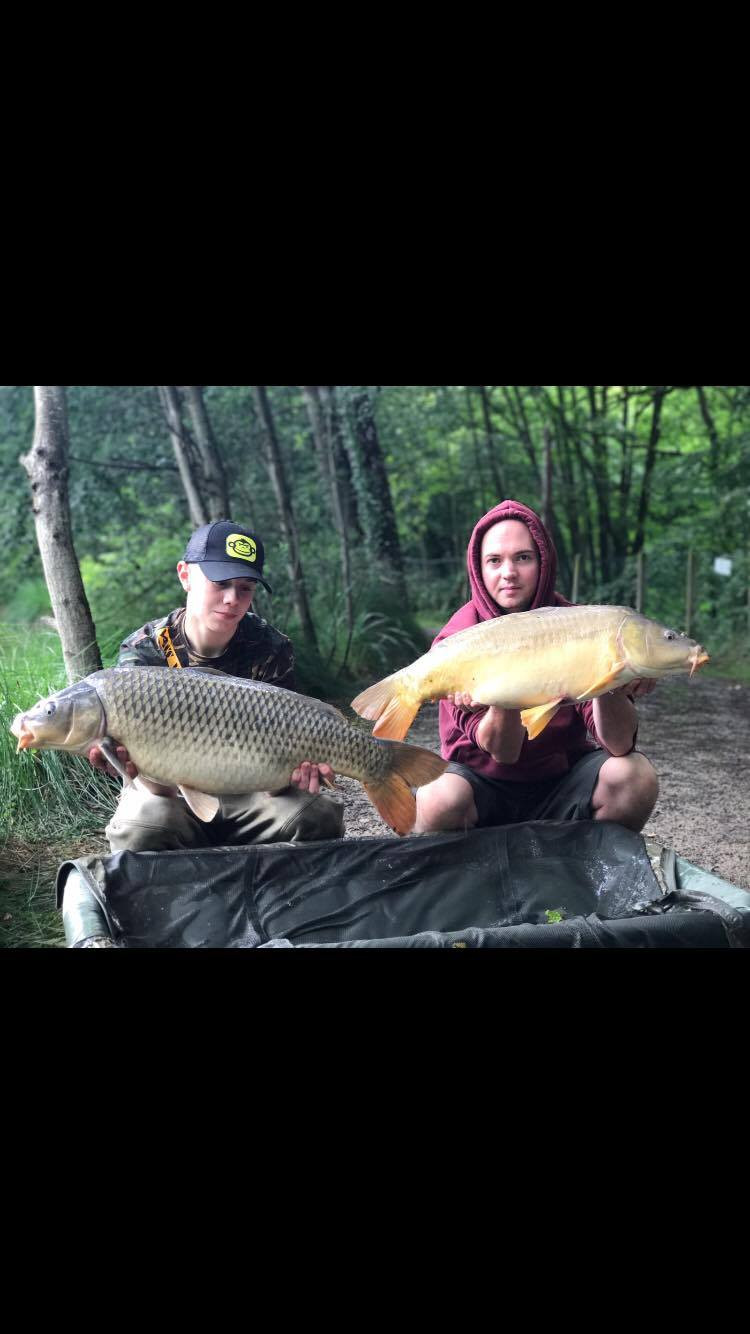 Summer Fishing Holidays in France | Les Burons July 2017