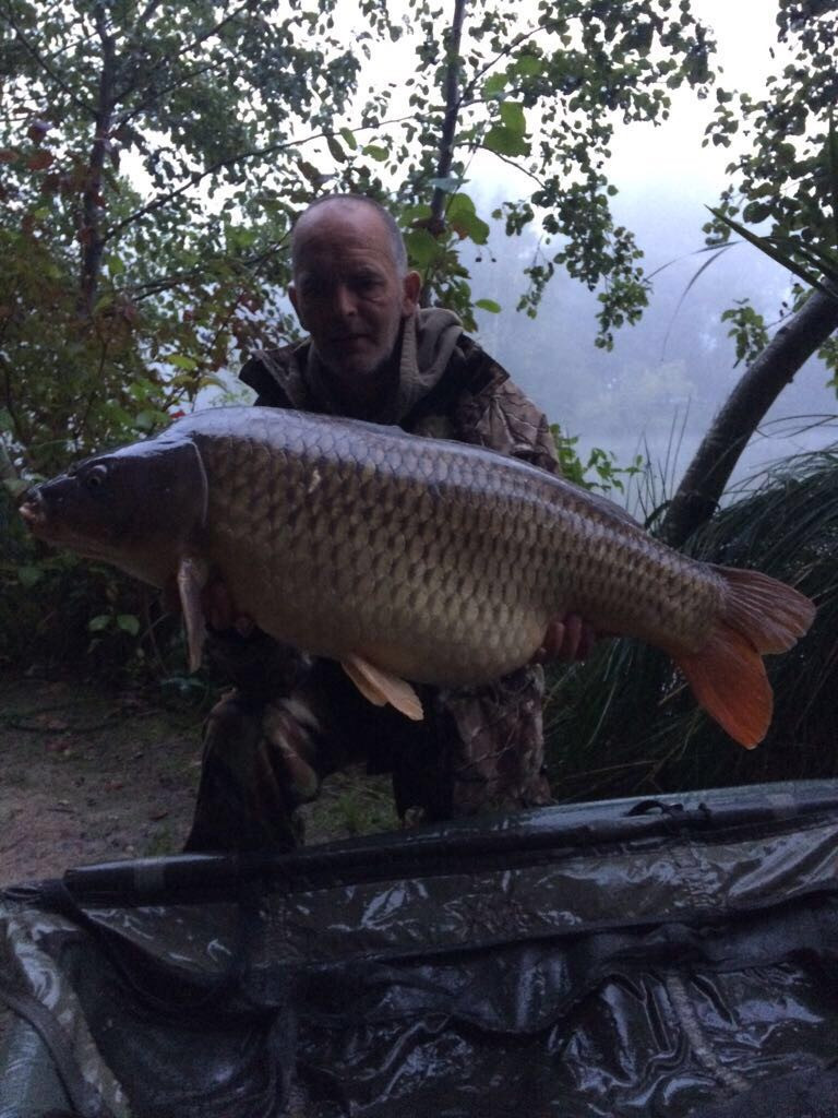 Paul Carp Fishing in France | Les Burons Sept 17