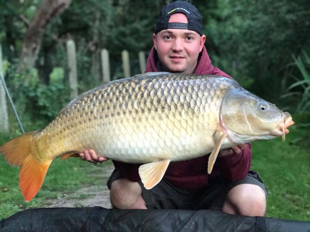 Fishing for Carp in France | Les Burons July 2017