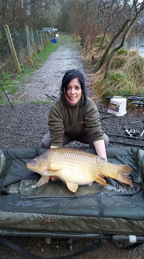Amy Carp Fishing in France | Les Burons