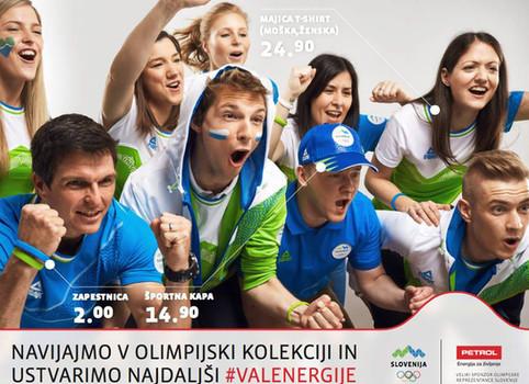 Maska: Anja Skok Photo: Primož Bregar Naročnik: Petrol Group Agencija: arnoldvuga+