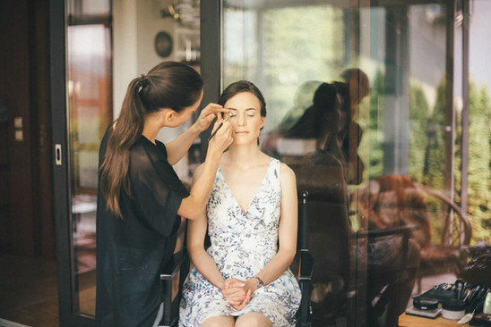 Make up: Anja Skok Foto: Neža Reisner