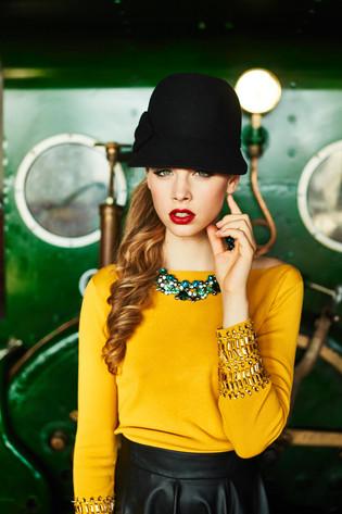 Make up: Anja Skok Fotograf: Primož Bregar