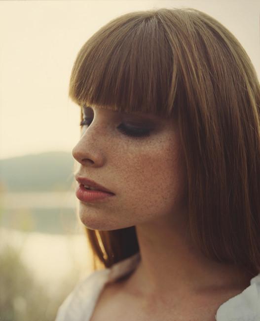 Make up: Anja Skok Foto: Svit Pintar Model: Karin Škufca, Samuel Paljk
