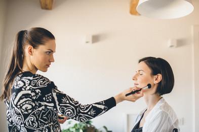 Make up: Anja Skok Foto: Neža Reisner