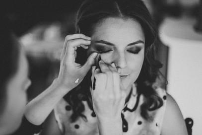 Make up: Anja Skok Foto: Nika + Grega photography