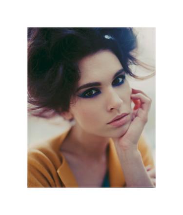 Make up: Anja Skok Photo: Svit Pintar Model: Nives Orešnik Hair: Matej Komar