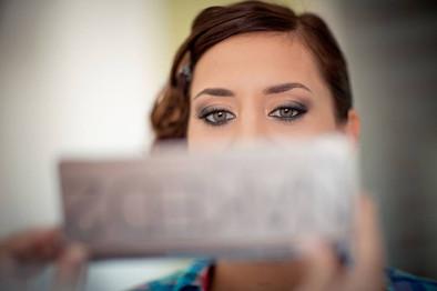 Make up: Anja Skok Foto: Gregor Gomboc