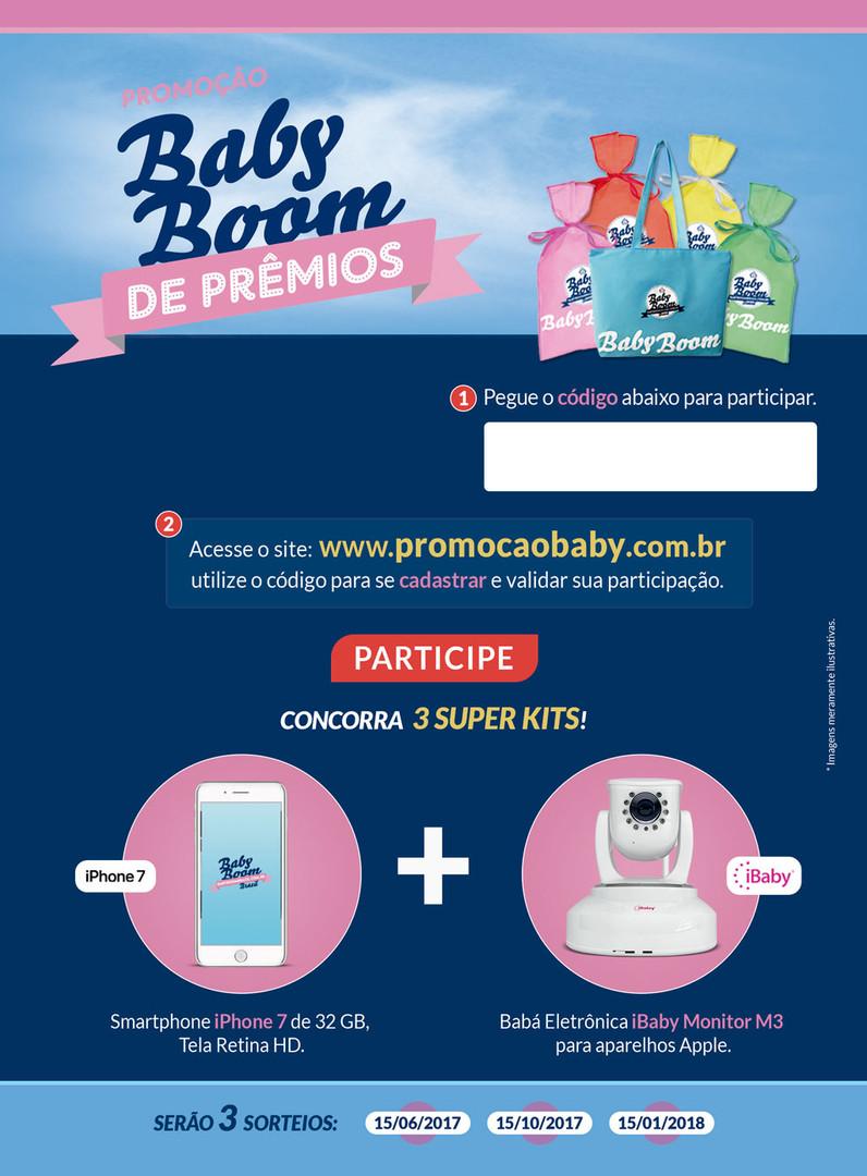 Promoção BabyBoom
