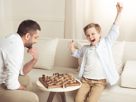 Quem gosta de jogar XADREZ?