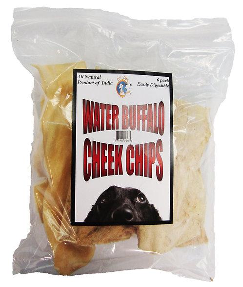 Water Buffalo Cheek Chips