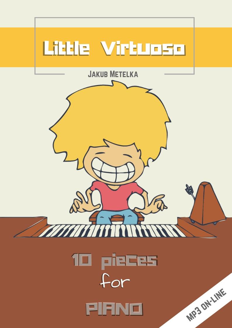 Little Virtuoso by Jakub Metelka