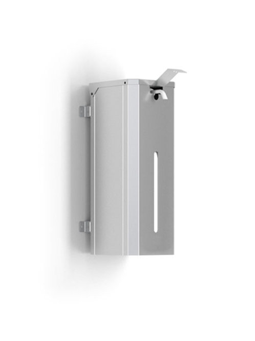 Wall Mounted 5 Litre Sanitiser Dispenser - Elbow Operated