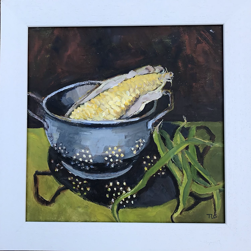 The Old Colander by Terry Sibson