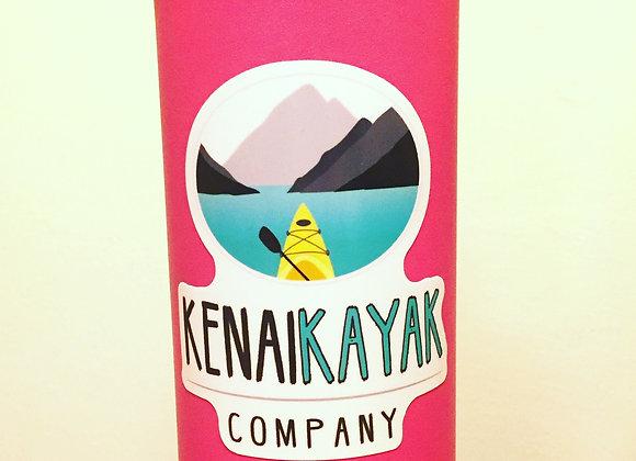 Kenai Kayak Co. Sticker
