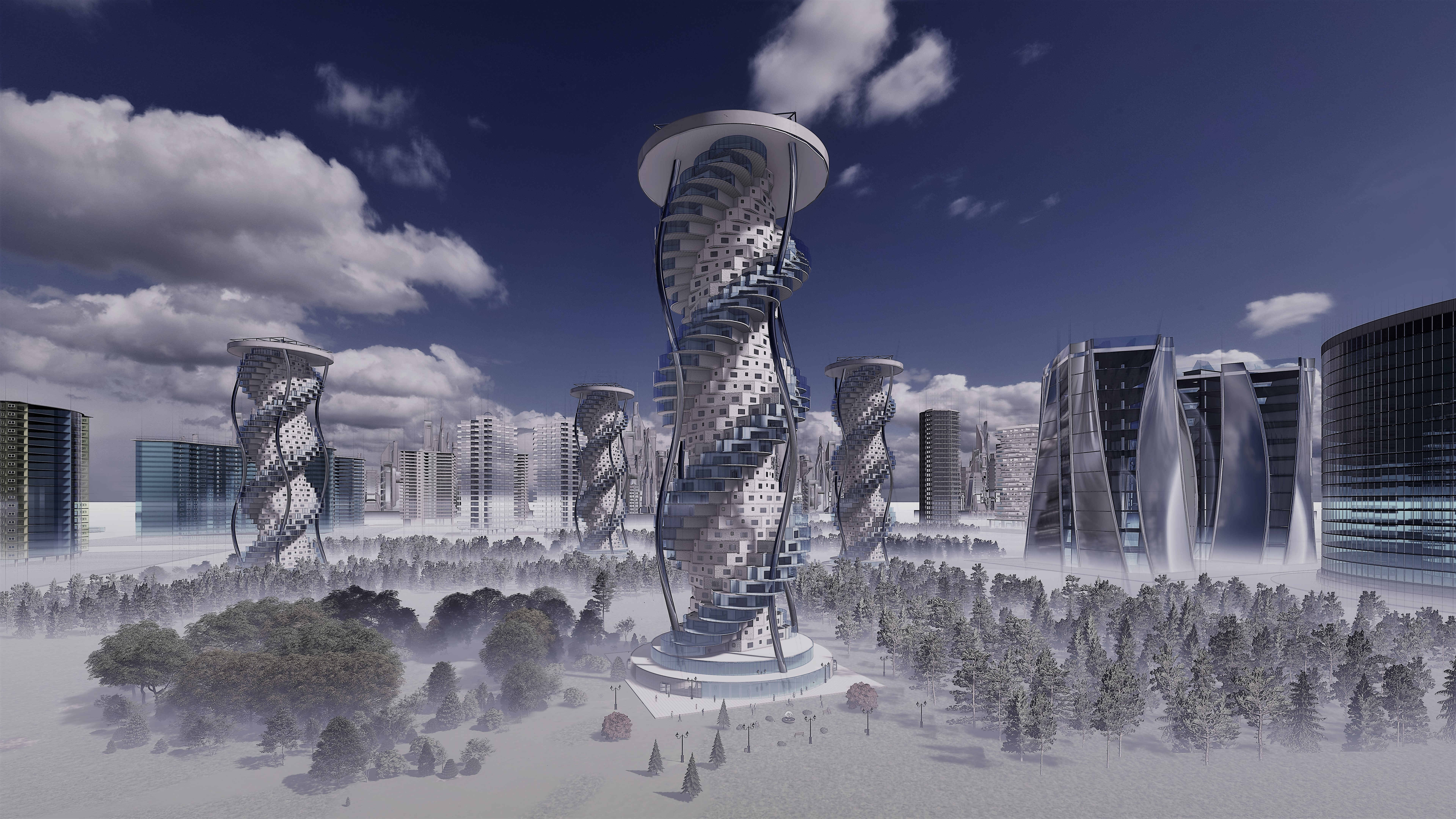 DNA Building 0000
