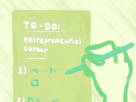 Starting Your Entrepreneurial Career